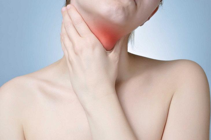Viêm tuyến giáp bán cấp là một bệnh lý hiếm gặp ở vùng tuyến giáp