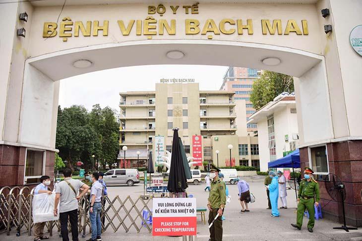 Xét nghiệm chức năng thận ở đâu - Bệnh viện Bạch Mai