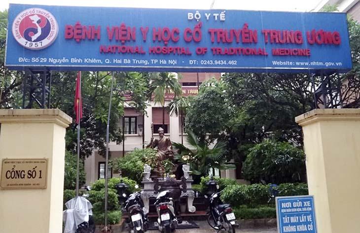 Bệnh viện YHCT Trung Ương