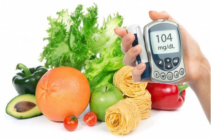 Chế độ ăn uống đóng vai trò rất quan trọng đối với bệnh nhân bị biến chứng đái tháo đường