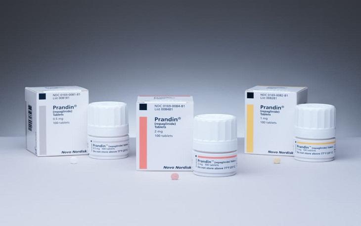 Nhóm thuốc Glinid cho bệnh nhân bị biến chứng của đái tháo đường