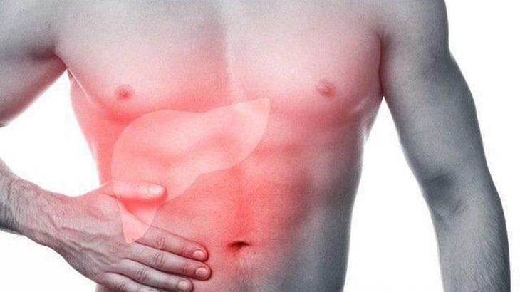 Vàng da, đau bụng là những triệu chứng lâm sàng dễ nhận thấy