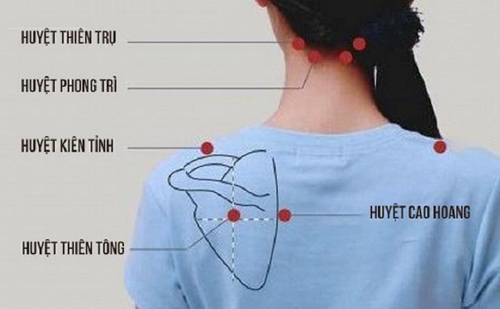 Huyệt vị đóng vai trò tương đối quan trọng, chữa được nhiều bệnh