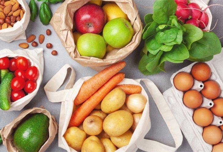 Chế độ ăn uống khoa học mang lại nhiều lợi ích cho cơ thể
