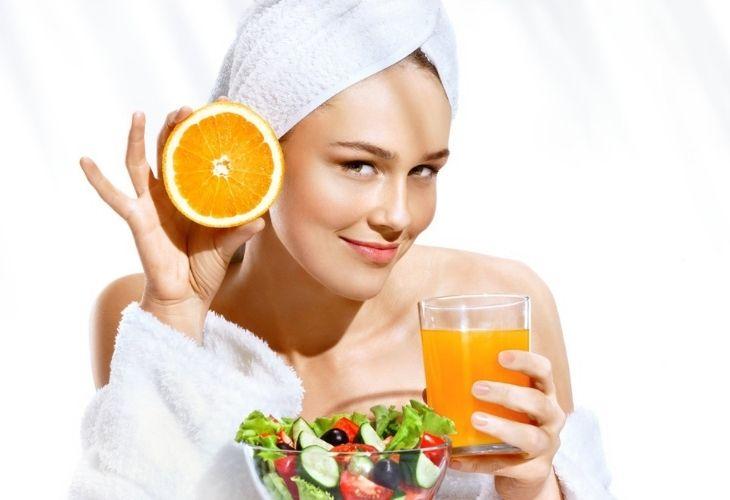 Thay đổi về chế độ ăn uống để cơ thể được cân bằng dưỡng chất