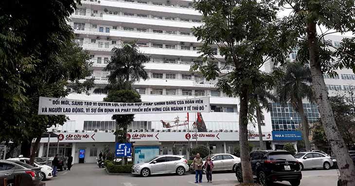 Bệnh viện Thanh Nhàn mổ sỏi thận