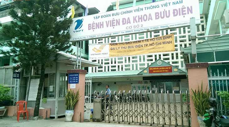 Mổ sỏi thận ở Bệnh viện Bưu Điện