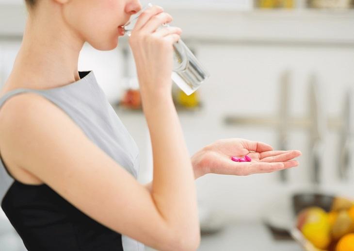 Sử dụng thực phẩm chức năng tăng cường nội tiết tố