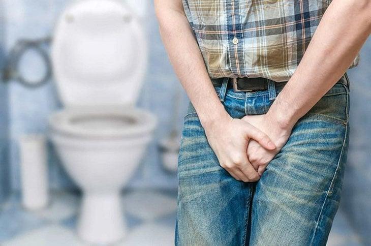 Bệnh khiến người bệnh khó đi tiểu