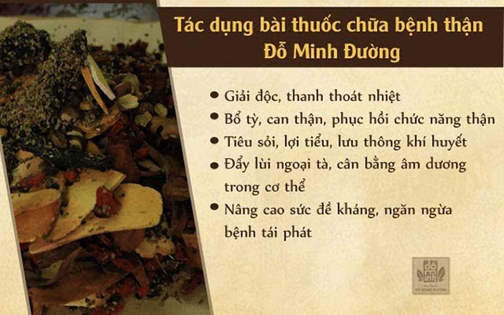 Bài thuốc Đông y Đỗ Minh Bài thạch khang
