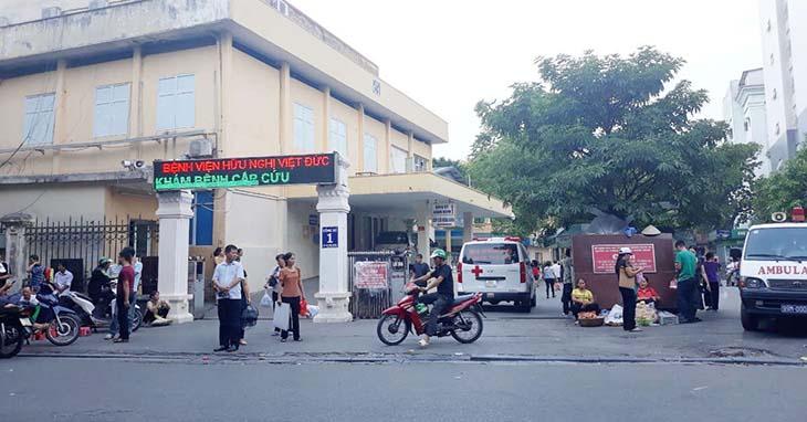 Bệnh viện Việt Đức chữa sỏi san hô hiệu quả