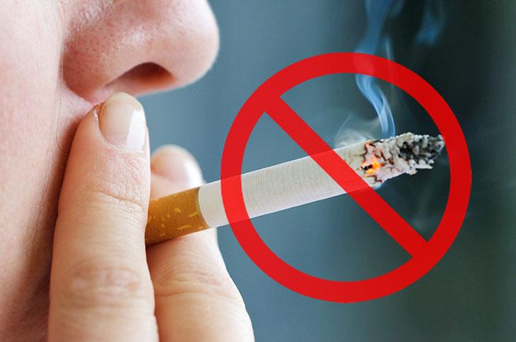 Bệnh nhân bệnh động mạch di dưới mãn tính nên bỏ thuốc lá