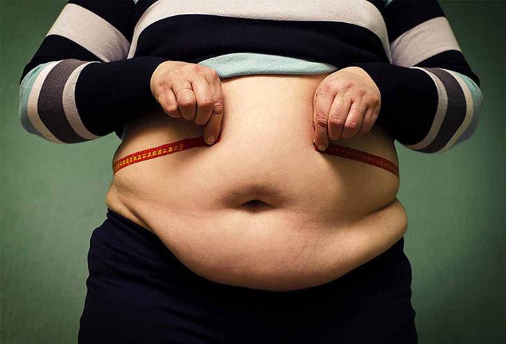 Người béo phì có nguy cơ cao mắc tiểu đường