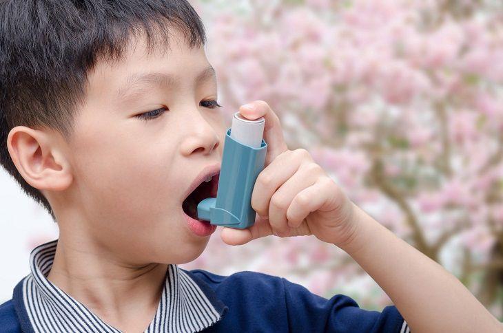 Tỷ lệ trẻ nhỏ bị bệnh suyễn ngày càng gia tăng
