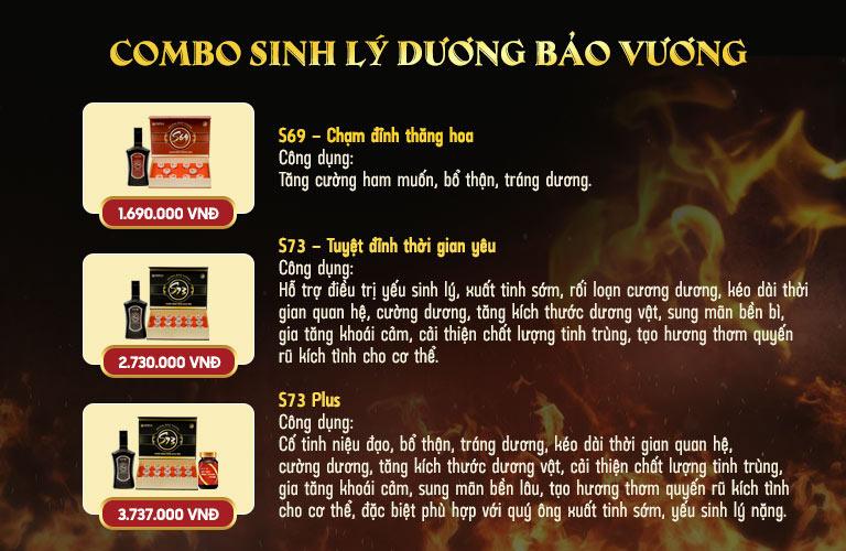 Bộ 3 vũ khí tối thượng từ bài thuốc Dương Bảo Vương