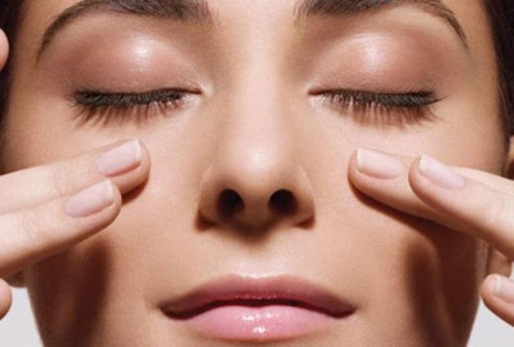 Tác động huyệt giúp hỗ trợ điều trị các bệnh ở mắt