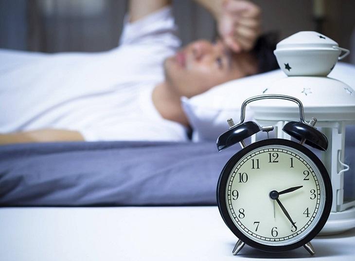 Bệnh mất ngủ cần sớm được cải thiện để tránh những biến chứng xảy ra
