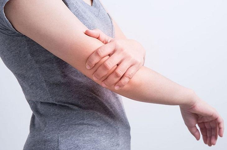 Huyệt còn giúp giảm đau mỏi ở cánh tay