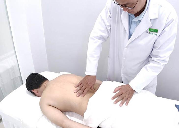 Bạn nên đến gặp chuyên gia để được phối trị bệnh hiệu quả