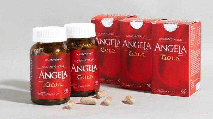 Chị em cần ghi nhớ một số lưu ý khi dùng thuốc Sâm Angela
