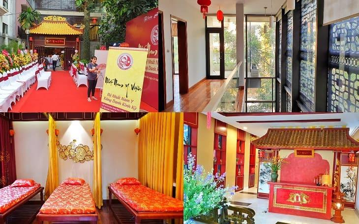 Nhất Nam Y Viện là đơn vị đầu tiên phục dựng lại nguyên vẹn tinh hoa YHCT triều Nguyễn