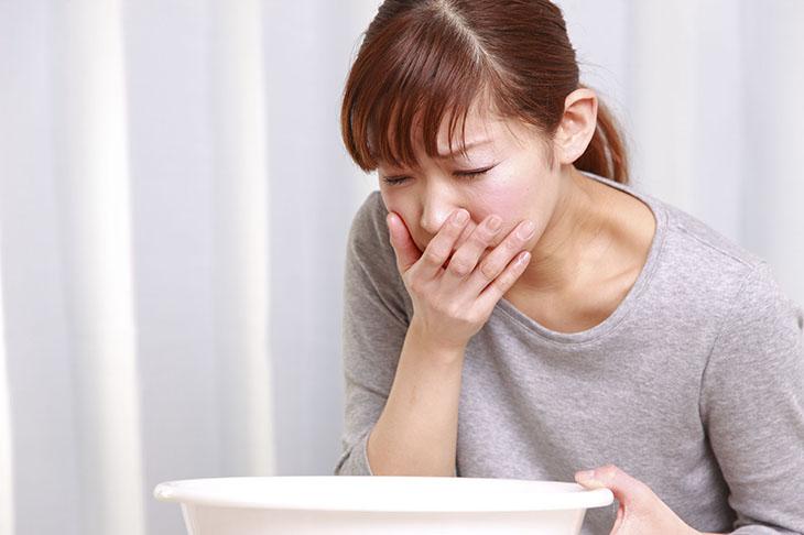 Ngộ độc Paracetamol nặng gây ra hoại tử thậm chí có thể lây lan đến vùng 1 và 2 của gan