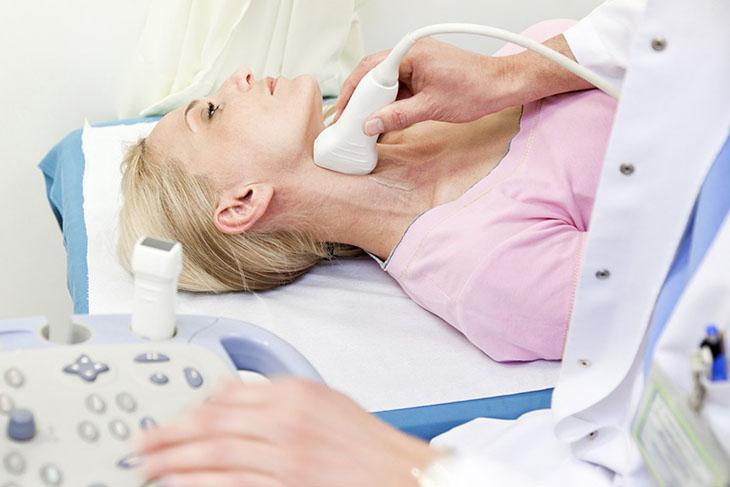 Quy trình siêu âm tuyến giáp diễn ra khoảng 30 phút