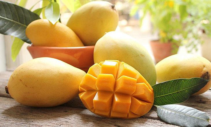 Sỏi thận nên ăn quả xoài để giúp đào thải sỏi