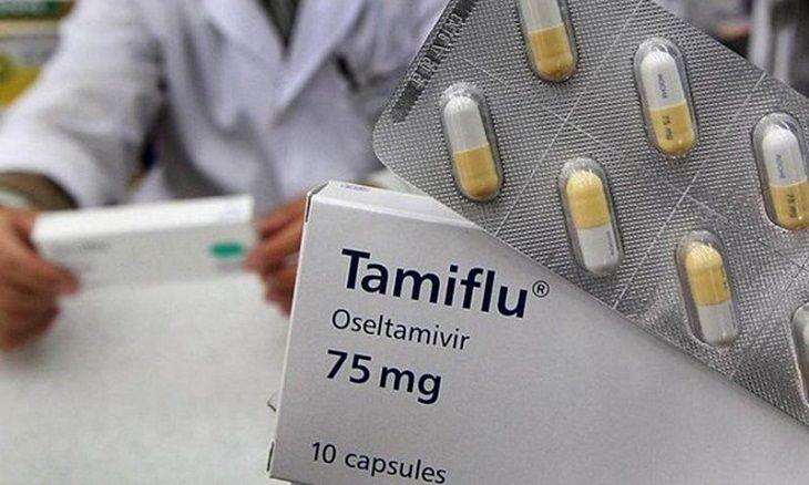 Thuốc kháng virus cúm A Oseltamivir