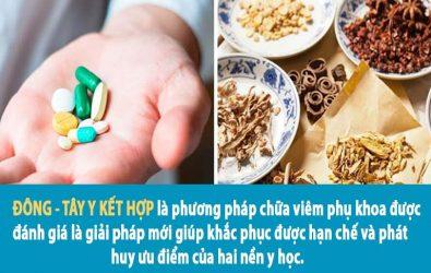Bài thuốc trị viêm âm đạo của bác sĩ Hà nổi bật với ưu điểm kết hợp linh hoạt Đông - Tây y