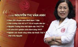 Chữa sạch sỏi thận cùng chuyên gia tán sỏi 40 năm kinh nghiệm - TS.BS Nguyễn Thị Vân Anh