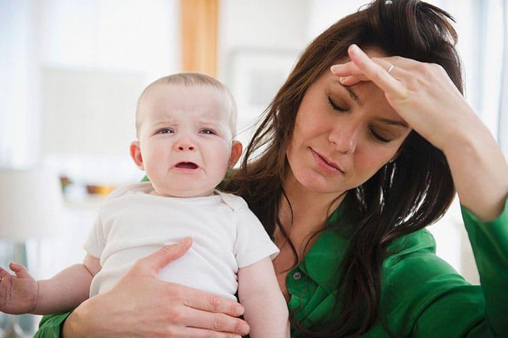 Hậu sản bệnh lý là khoảng thời gian từ 4 - 6 tuần khi người mẹ sinh xong em bé