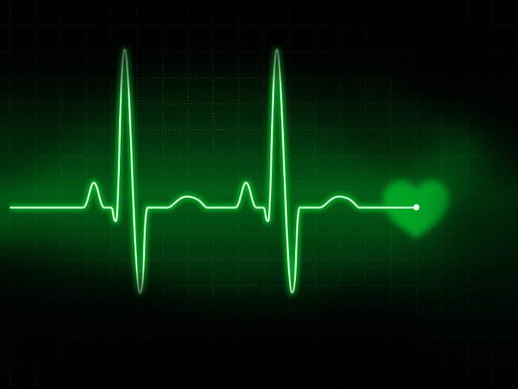 Điện tâm đồ còn được viết tắt là ECG giúp theo dõi hoạt động, tốc độ cũng như nhịp đập của tim