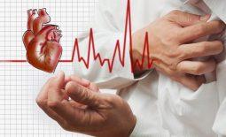 Đau thắt ngực là biểu hiện thường gặp ở người bệnh