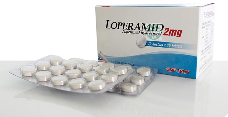 Thuốc Loperamid 2mg được chỉ định liều đầu tiên là 2 viên mỗi ngày