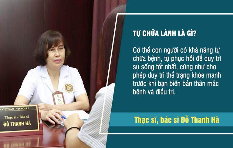 Bài thuốc phục hồi ham muốn cho nữ giới của bác sĩ Đỗ Thanh Hà chú trọng thúc đẩy cơ chế tự chữa lành của cơ thể